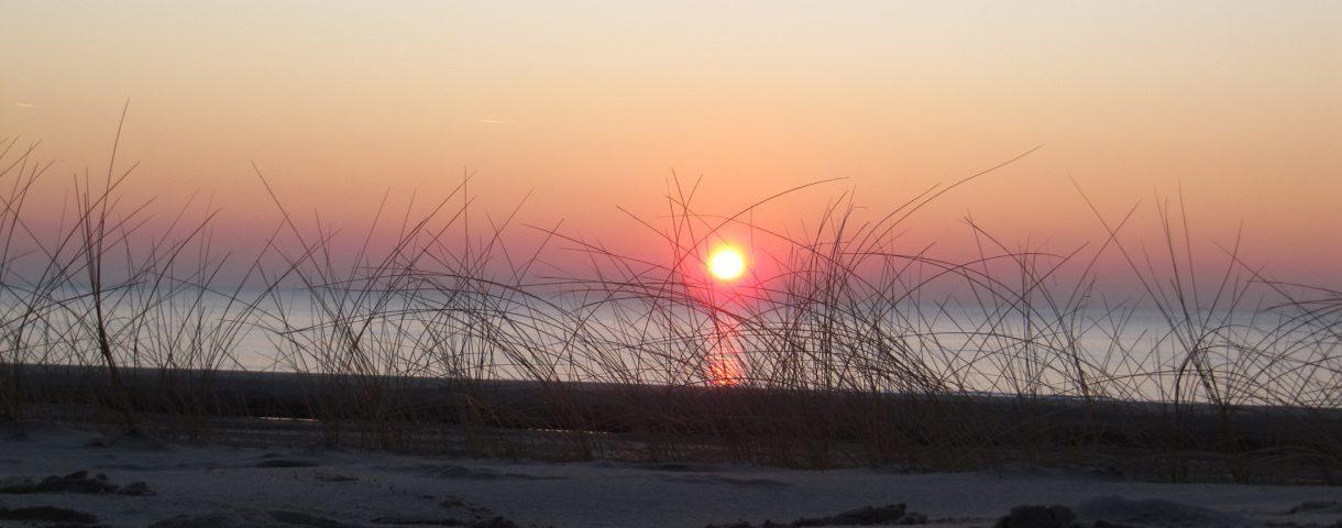 Zonsondergang jan 2017 Maasvlakte Voedingsverbanden coaching